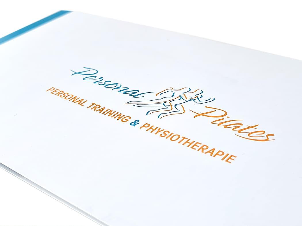 Broschüre & Logodesign - Grafikdesign Köln